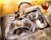 نکاتی در مورد سینك ظرفشویی