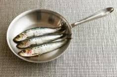 در مورد نحوه صحیح پخت ماهی