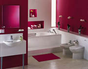 انواع دکوراسیون های زیبای حمام