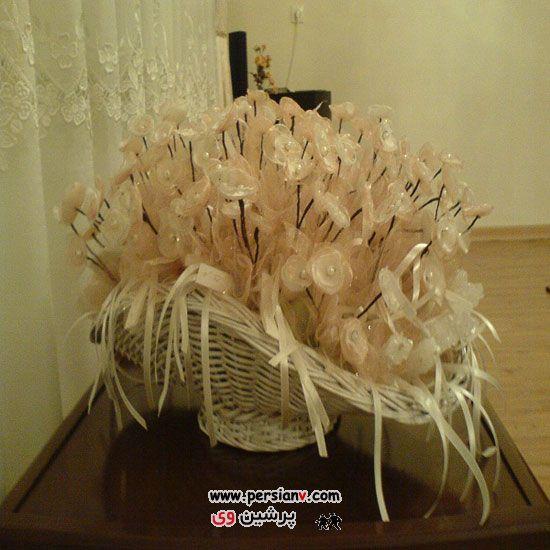 تصاویر : چیدمان خانه عروس سبکی زیبا