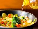 راه درست سرخ کردن مواد غذايي