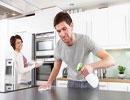دوازده راهکار ساده برای تمیز کردن خانه