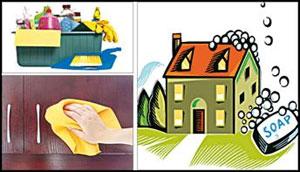 با رعایت این نکات خانه ای همیشه تمیز داشته باشید