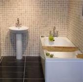 چطور کاشیهای حمام را تمیز کنیم؟