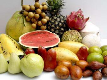 نکات جالب در مورد میوه ها