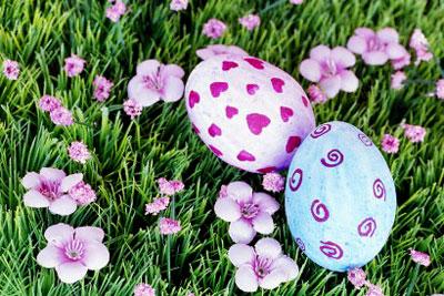 چگونه تخممرغهاي هفت سين را رنگ كنيم؟