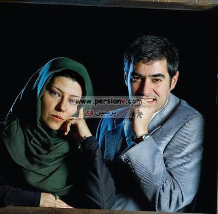 عکس جدید از شهاب حسینی و همسرش