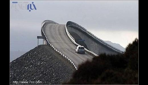 عکسهای رویایی از جاده چالوس خارجی ها !!