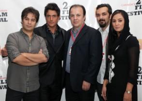 محمدرضا گلزار بهترین مهمان جشنواره تورنتو بود