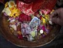 رفتار عجیب مردم نپال با دختران باکره! +تصاویر