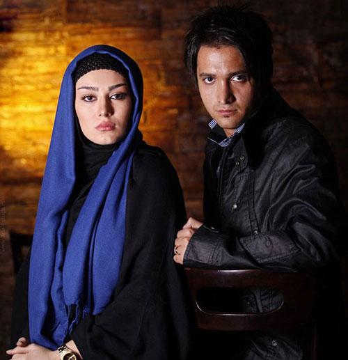 عکس+بازیگران+زن+ایرانی+با+همسرانشان