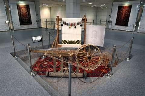 عکس:موزه فرش آستان قدس رضوی