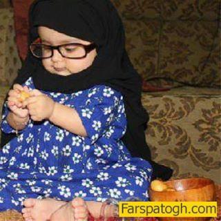 عکس جالب دختر ایرانی