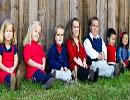 تصاویر دیدنی زندگی «هفت کوتوله حقیقی»؛ زندگی عجیبترین خانواده