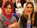 تصاویری از لیلا بلوکات تا فرزاد حسنی در مراسم رونمایی از آلبوم موسیقی!