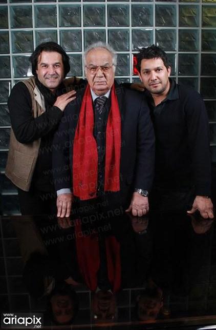 عکس های جدید بازیگران مرد ایرانیتیر ماه 91