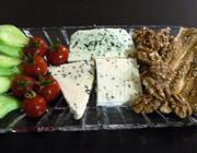 تهیه پنیر طعمدار