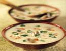 طرز تهیه ی سوپ تره فرنگی