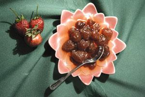 مرباي توت فرنگي