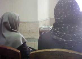 دهها فقره سرقت در كارنامه دو زن جيببر
