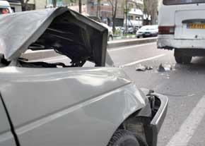 5 کشته در تصادف آزاد راه قم - کاشان