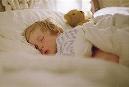 کودکانی که خواب مرتب دارند اینگونه اند