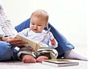 عادت به مطالعه از نوزادی