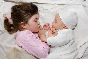نه نکته کوچک درباره خواب کودک