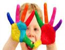 روانشناسی رنگ ها در کودک