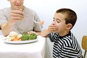 مهم ترین دلایل بدغذایی کودکان