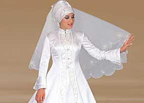 رنگي به زيبايي عروس