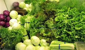 بهترين روش شستوشوي سبزيجات ايراني!