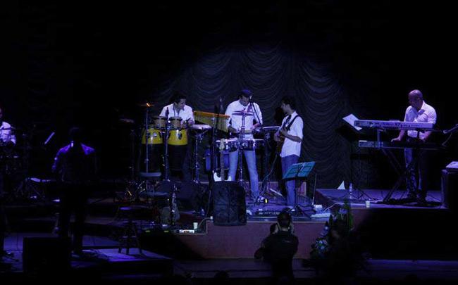 عکس:کنسرت گروه سون