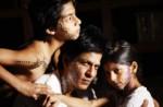 زندگی آرامش بخش شاهرخ خان همراه با دو فرزندش+عکس