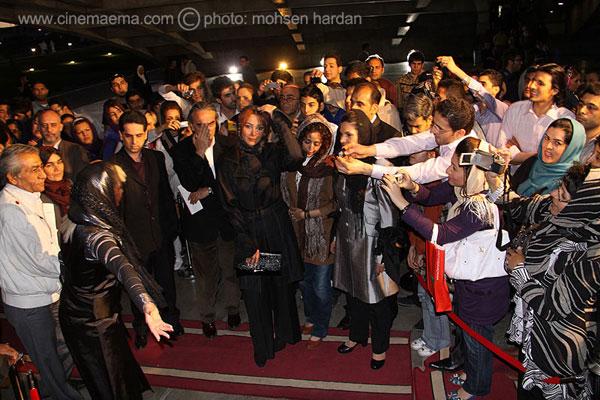 عکسهای دیدنی مراسم فرش قرمز فیلم «آل» با حضور بازیگران