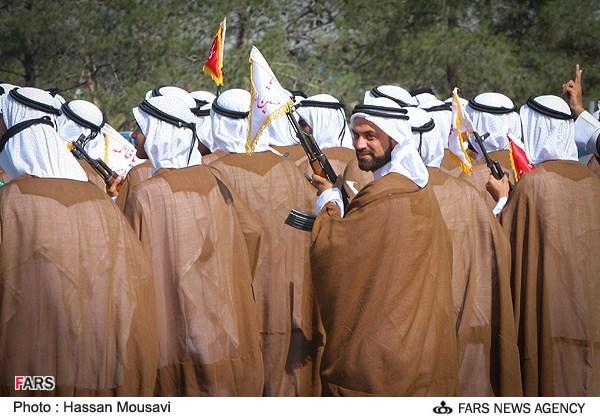 عکس: در حاشیه رژه امروز نیروهای مسلح