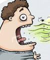 چگونه ميتوان بوي بد دهان را از بين برد؟