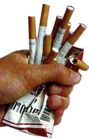 مواد غذایی مفید برای ترك سیگار