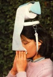 درمان طبیعی علیه آبریزش بینی
