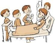 وقتي به عيادت بيماران مي رويم، برايشان چه ببريم؟