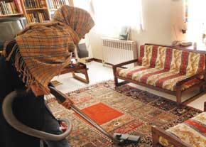 آرتروزگردن؛ زنان خانهدارمراقب باشند