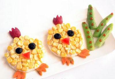 عکسهای دیدنی ایدههایی برای غذا دادن به کودکان !
