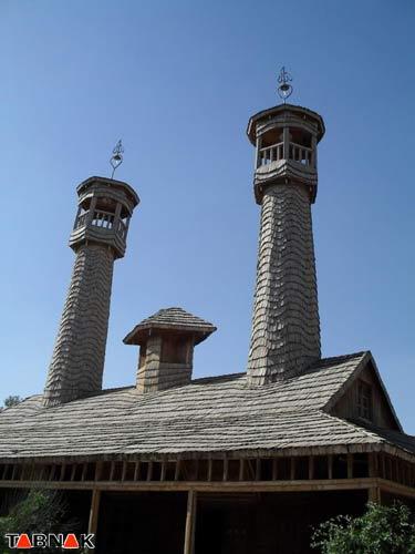 عکسهای دیدنی یک مسجد جالب در نیشابور
