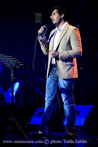 عکسهای دیدنی از کنسرت احسان خواجه امیری