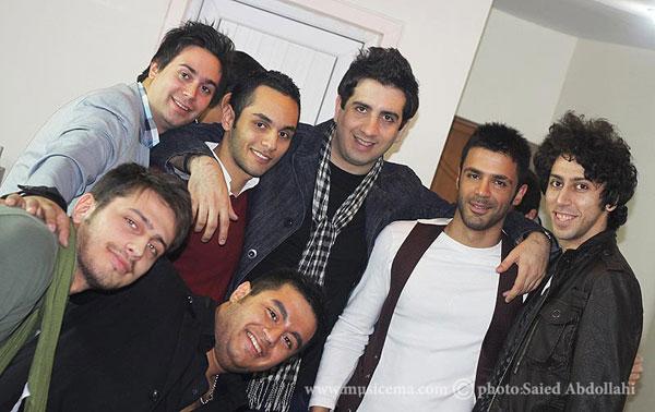 عکس های دیدنی از کنسرت سیروان خسروی با حضورگلزار و...