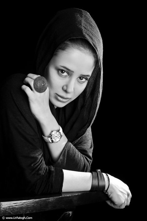 عکس های متفاوت از الناز حبیبی بازیگر سریال پنج کیلومتر تا بهشت