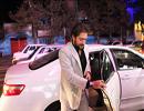 بهرام رادان و پگاه آهنگرانی در افتتاحیه «راه آبی ابریشم»