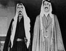 تصاویر صدام و همسرش در روز ازدواج