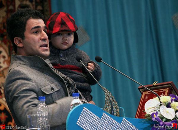 عکس های دیدنی از یوسف تیموری و پسرش
