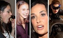 اظهارات 10 بازیگر زن هالیودی درباره رژیم لاغری + تصاویر